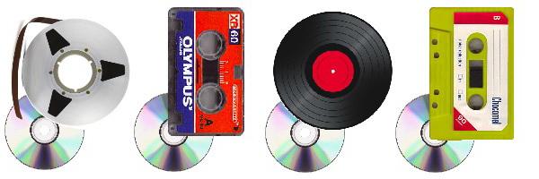 Как цифровой звук сделать аналоговый 879